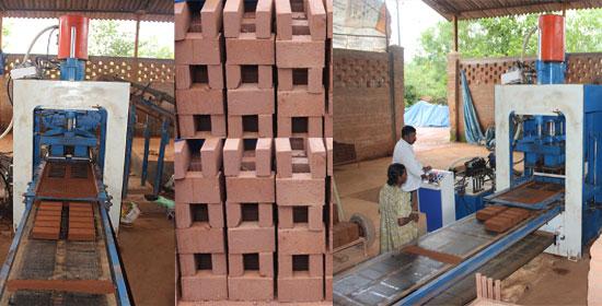 Automatic Brick Making Machine ile ilgili görsel sonucu